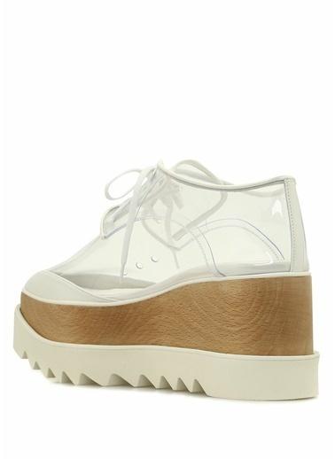 Stella McCartney Ayakkabı Renksiz